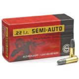 Geco .22 L.R Semi Auto Rimfire Cartridges